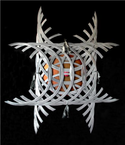 """Centric (25) 51"""" x 54"""" aluminum, stainless steel"""